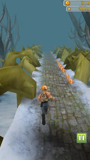 Polar Rescue: Crazy Running – шустрый герой для Sony Xperia