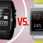 Видео-сравнение Sony Smartwatch 2 vs Samsung Galaxy Gear