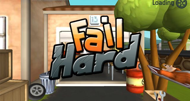 Fail Hard – трюки на мини мотоцикле для Sony Xperia Z2, Z1, Compact, Z, Ultra, Tablet, ZL, ZR, SP