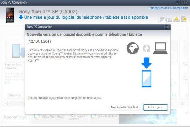 Прошивка Android 4.3 номер 12.1.A.1.201 для Sony Xperia SP вышла