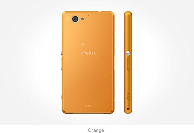 Новый смартфон Sony Xperia A2 (SO-04F) для NTT DoCoMo