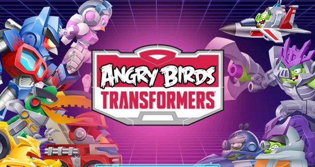 Angry Birds Transformers – робо-птицы для Sony Xperia Z3, Z2, Z1, Compact, Z, ZR, ZL, M2, C, T2, T3, SP, C3 Ultra