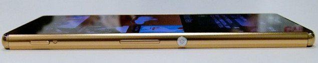 Фото Sony Xperia Z4 - обновлённый флагман на живых фотографиях