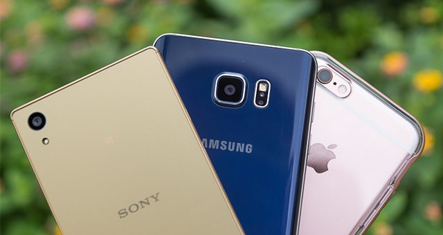 фото Sony Xperia Z5, Samsung Galaxy Note 5, iPhone 6S - тест сравнение камер