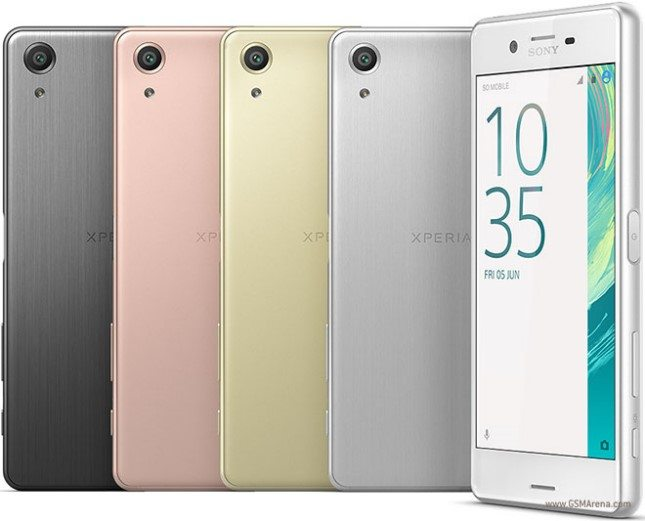 смартфон sony xperia x performance представлен на mwc 2016