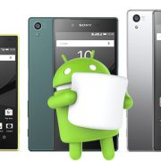 7 марта может выйти Android 6.0 Marshmallow Sony Xperia Z5, Z4 Tablet и Z3+
