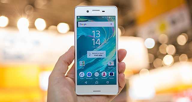 обзор Sony Xperia X Performance - характеристики и фото смартфона
