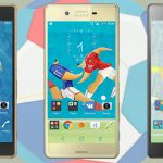 XPERIA Tennis, Football, Swimming – три спортивные темы от Sony Mobile