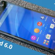Android 6.0 Marshmallow на Xperia C4 (27.3.A.0.122) и Xperia C4 Dual (27.3.B.0.122)