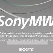 Sony Mobile MWC 2017
