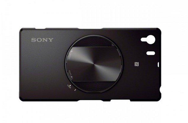 кейсы Sony SPA-ACX1 и Sony SPA-ACX2