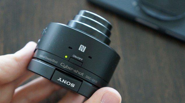 обзор Sony DSC-QX10