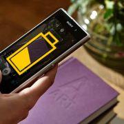 Тест автономности работы батареи Sony Xperia Z1
