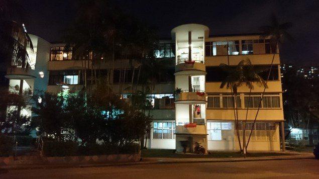 Примеры фотографий сделанных на Sony Xperia Z1 в ночное время суток