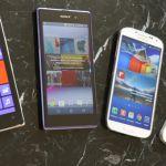 Масштабное сравнение камеры Sony Xperia Z1 с основными соперниками: HTC One, LG G2, Lumia 925, Galaxy S4 и iPhone 5