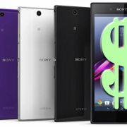 Флагманский фаблет Sony Xperia Z Ultra становиться дешевле