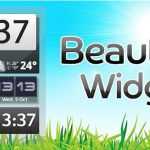 Beautiful Widgets – шикарные виджеты