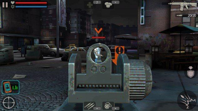 Contract Killer 2 – наемный убийца для Sony Xperia
