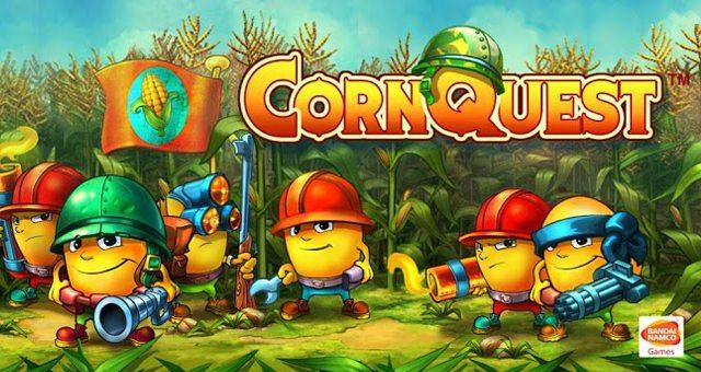 Corn Quest – помогаем кукурузе на Sony Xperia M, S, L