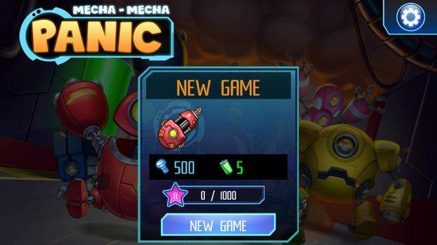 Mecha-Mecha Panic – взбесившиеся роботы в Sony Xperia Z