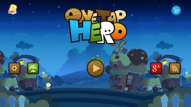 One Tap Hero – спасение любимой для Сони Иксперия Z, Л, J, зет