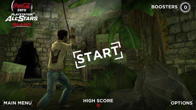 PlayStation All-Stars Island – потерянный остров для Сони Иксперия
