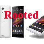 Получения ROOT прав на Sony Xperia через DooMLoRD Easy Rooting Toolkit