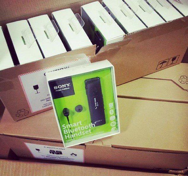 Sony SBH52 Bluetooth Handset - цена, обзор, характеристики