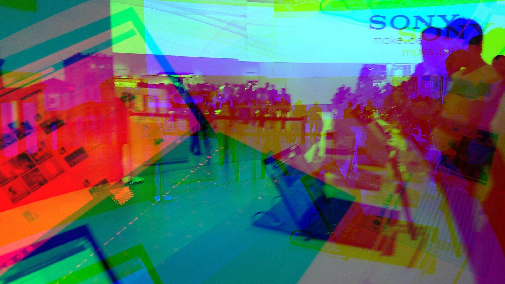 Фото с фильтрами на Sony Xperia Z1