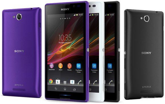 Обзор, цена и технические характеристики Sony Xperia C
