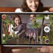 Фото, сделанные на Sony Xperia Z1 с AR эффектом