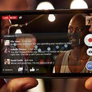 Функция Social Live в новом Sony Xperia Z1позволяет транслировать видео напрямую в Facebook RSS
