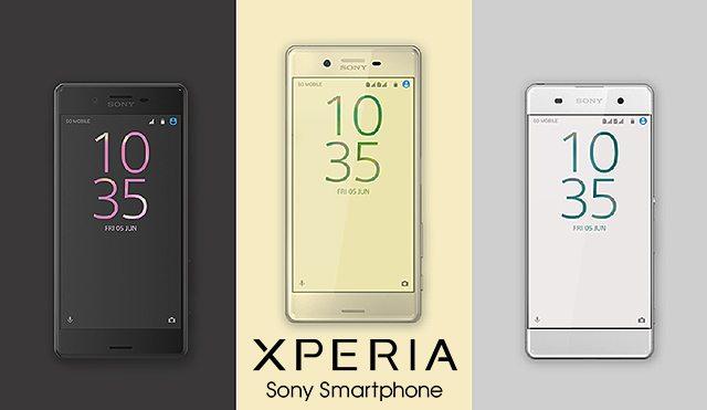 Все модели смартфонов Sony Xperia - модельный ряд, последние модели