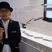 Интервью с дизайнером Sony Xperia Z1