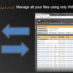 WiFi File Explorer Pro – управление Сони Иксперия через Wi-Fi