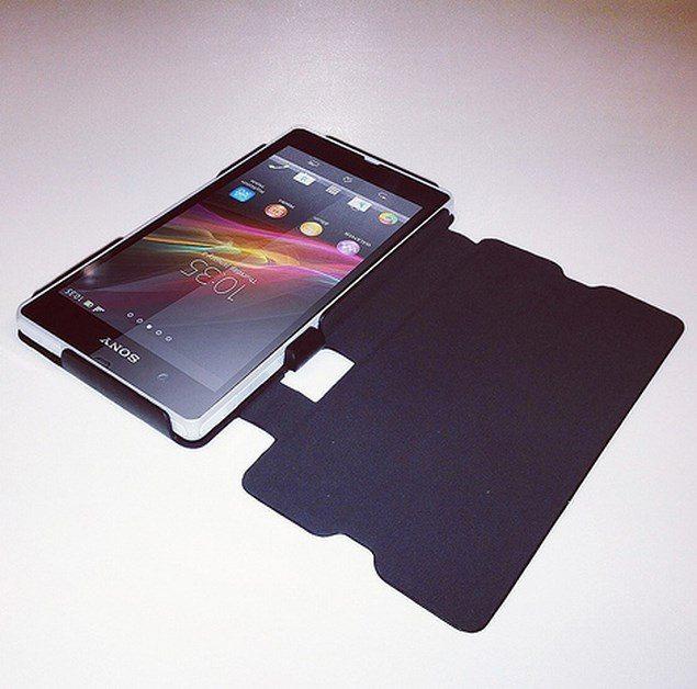 Чехол Ipan Ipan для беспроводной зарядки Sony Xperia Z