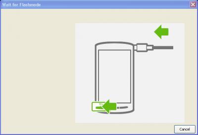 Прошить Sony Xperia с помощью программы Flashtool