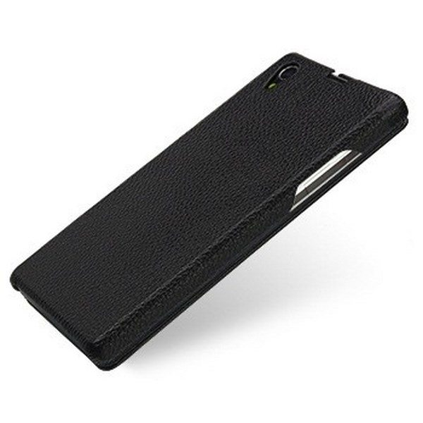 Кожаный флип-чехол TETDED для Sony Xperia