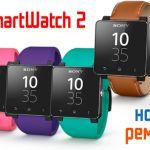 Новые ремешки для Sony SmartWatch 2: четыре ярких цвета и два кожаных браслета!
