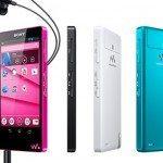 Sony NW-F880 – ещё один Android-плеер