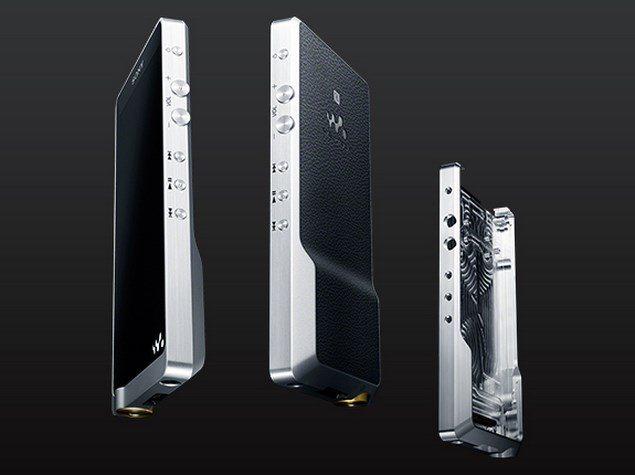 Sony Walkman NW-ZX1 – супер плеер, продолжатель серии Walkman на Android