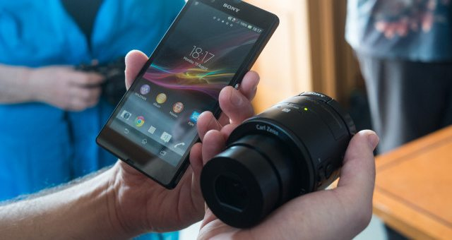 Обзоры Sony Xperia Z1 и объективов Sony QX10 и QX100