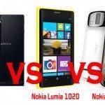 Тест-сравнение фото с камер Sony Xperia Z1 vs Nokia Lumia 1020 vs Nokia 808 PureView