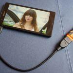Возможность подключения игрового джойстика и съемных накопителей к Sony Xperia Z и Z1 с помощью USB-OTG переходника