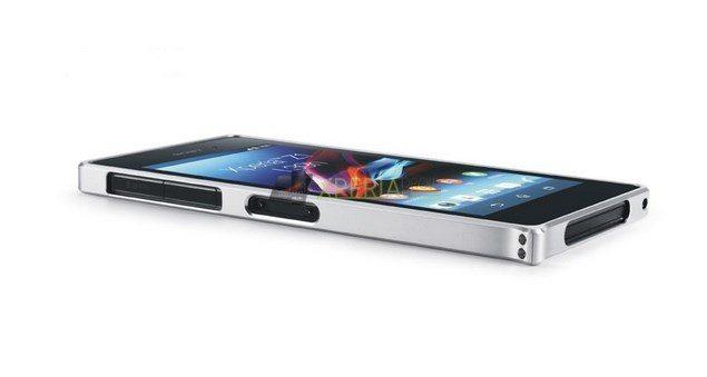 Aluminum Metal Bumper Case – стильный бамбер для Sony Xperia Z1