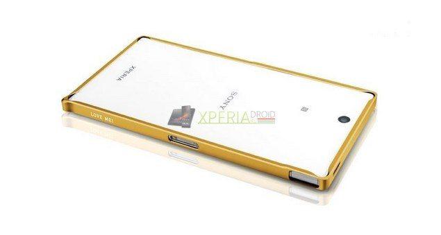 Aluminum-Metal-Bumper-Case- Sony-Xperia-Z1-Z-ZL-Ultra-S-SL-V-SP-ZR-Tablet-ZL-25