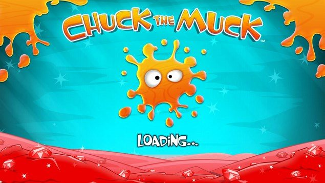 Chuck the Muck – приключения слизнячка на Sony Xperia