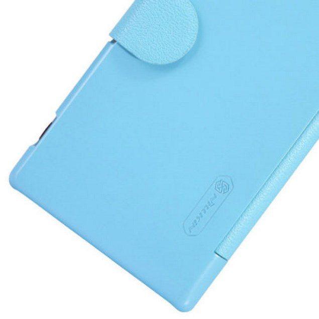 Флип-чехол Nillkin Flip Case Cover для Sony Xperia Z1