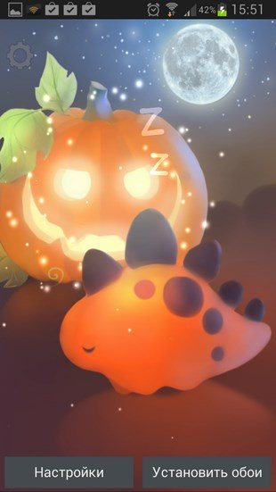 Подборка обоев на Хэллоуин для Sony Xperia