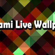 Origami Live Wallpaper – абстракция на Sony Xperia
